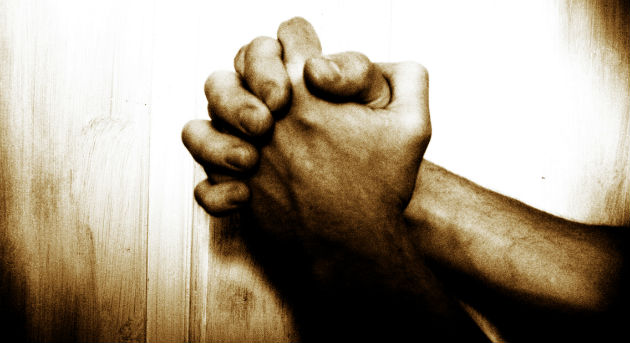 Prayer: this time will be just as effective as last time. For sure.