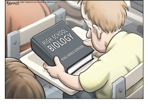 Biology... the King James version.