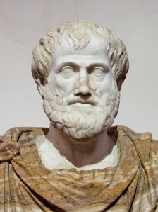 A Greek philosopher and polymath, a student of Plato and teacher of Alexander the Great.