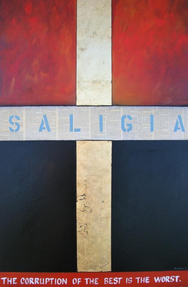 Saligia II - Nichola Romney